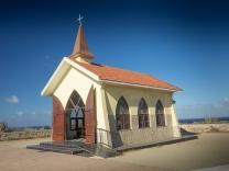 Alto Vista Chapel, Noord, Aruba, © 2016 Bob Hahn, Olympus OM-D OLYMPUS M.12-40mm F2.8 at 15 mm, ISO: ISO 200 Exposure: 1/160@f/10