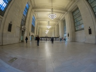 Vanderbilt Hall Grand Central Terminal, New York, NY United States, © 2016 Bob Hahn, OM-D/EM-1 OLYMPUS 8mm Lens at 8 mm, ISO: ISO 1000 Exposure: 1/15@f/4