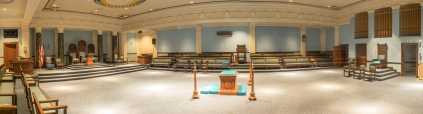 Lodge Room Masonic Temple