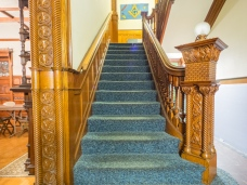 Wilbur Mansion Staircase