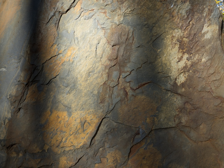 Megaliths, Columcille Megalith Park, Bangor, Pennsylvania, United States, © 2017 Bob Hahn