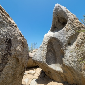 #BobHahnPhoto #GetOlympus #Aruba #AyoRockFormation #Nature #Caribbean #MonolithicRockBoulders